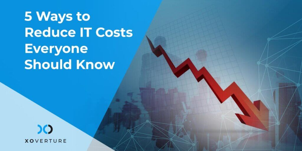 5 Ways to Reduce IT Costs Everyone Should Know