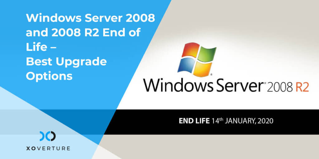 Windows Server 2008 and 2008 R2 End of Life – Best Upgrade Options
